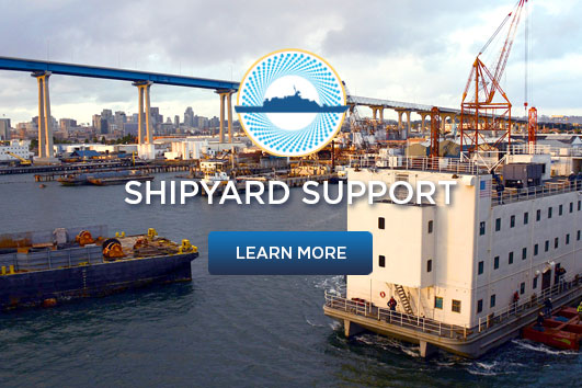 USS Shipyard Support
